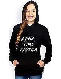 72ab46b72aa2 Amazon.in: Blacks - Sweatshirts & Hoodies / Winterwear: Clothing ...