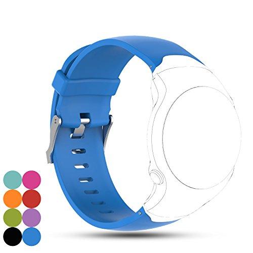 Für Garmin Approach S3 GPS Golf Uhrenarmband, iFeeker Zubehör Weich Silikon Gel Ersatz Armband für Garmin Approach S3 GPS Golf Uhr