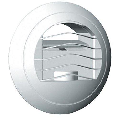 bouche extraction autoréglable diamètre 125mm 30 m3/h série barp