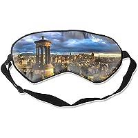 Schlafmasken mit Schottland-Motiv, bequeme Schlafmaske für Reisen, Mittagsschlaf oder Mediation preisvergleich bei billige-tabletten.eu
