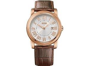 Hugo Boss 1512716 - Reloj de cuarzo para hombres, color marrón de Hugo Boss