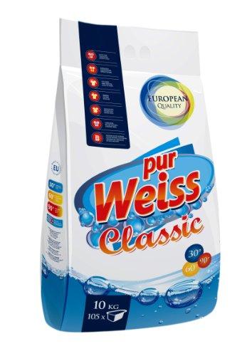 Waschpulver Pur Weiss Classic 10 kg-Sack