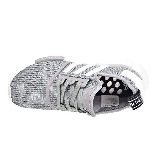 adidas - Jazz & moderno Uomo dgh solid grey, white-white