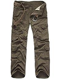 Amazon.it: OVS Marrone Pantaloni Uomo: Abbigliamento