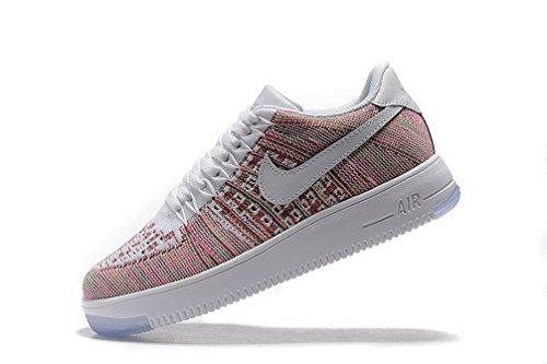 Nike Air Force 1 Baixíssimo Nova Coleção Flyknit Das Mulheres Coleção 379t1kv18o5d