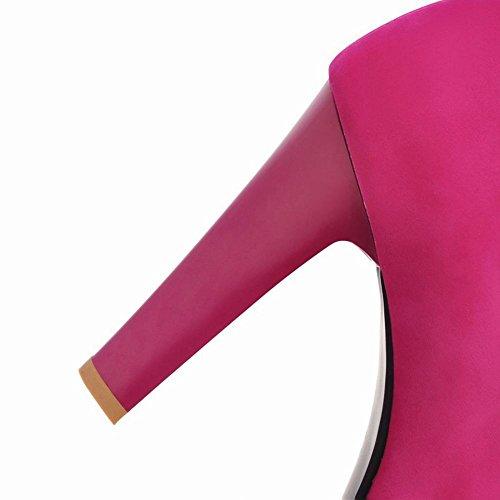 Misssasa Femme Chaussure Fascinante Rose