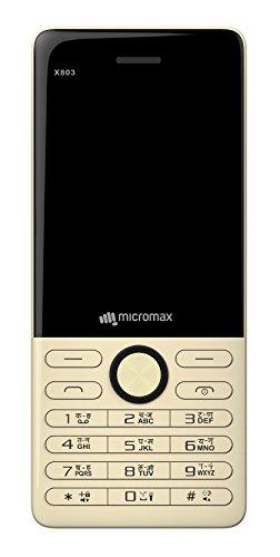 Micromax X803 (Champagne)