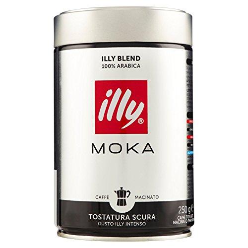 Illy Caffè Moka 100% Arabica - 250 gr 67