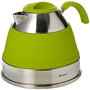 41q RsiKW%2BL. SS300  - Outwell Collaps Kettle, Lime Green, 2.5 Litre