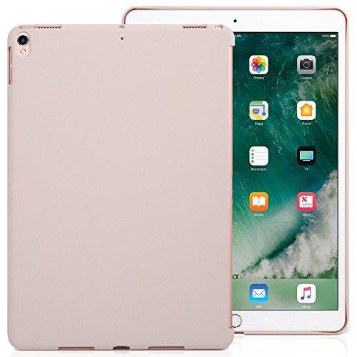 iPad Pro 26,7cm caso color grigio antracite-compagno di-Perfect Match for Apple Smart tastiera e cover rosa Pink Apple iPad Pro 10.5 Inches
