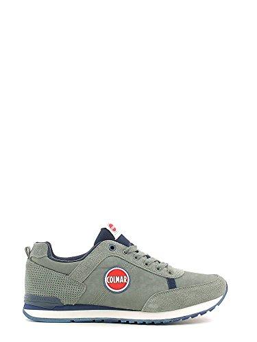 Colmar TRAVIS Sneakers Bassa Uomo Grigio 44