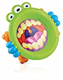 Nuby ID22020 Monster Piatto