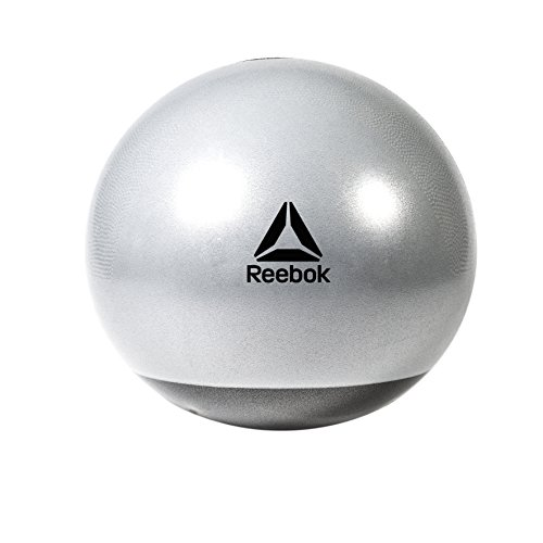 Reebok RAB-40017GR Pelota de Gimnasia, Gris, 75 cm