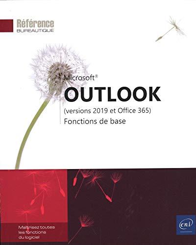 Outlook (versions 2019 et Office 365)