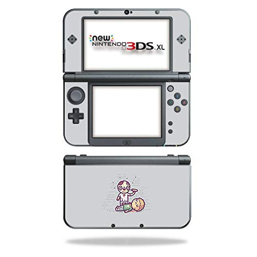 MightySkins Schutzfolie für Nintendo Sticker, 100 erhältlich 420 Zombie Nintendo New 3DS XL (2015) - Gehen Tote Bag
