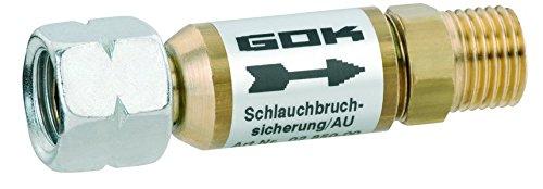 Preisvergleich Produktbild GOK Schlauchbruchsicherung 50 mbar