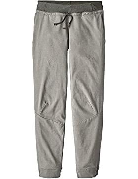 Patagonia W'S Hampi Rock Pantalón, Mujer, Feather Grey, S