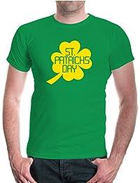 T-Shirt St Patricks Day-XXL-Kellygreen-Sunflower