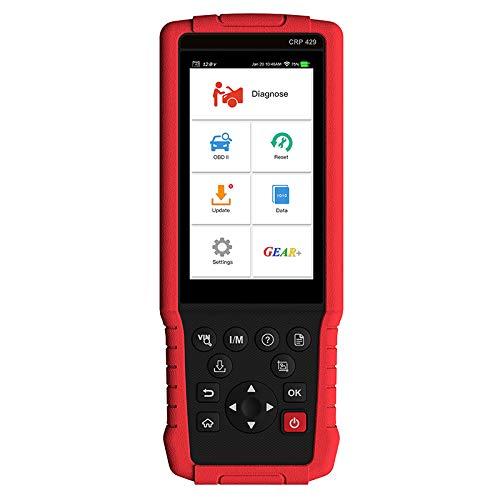 LAUNCH CRP429 OBD2 Code Reader Auto Diagnostic Scan Tool mit Allen System, Bei Service Funktionen von Öl Reset, EPB, BMS, SAS, DPF, Injektor Codierung und Immo -