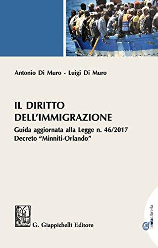 Il diritto dell'immigrazione: Guida aggiornata alla legge n. 46/2017 Decreto Minniti-Orlando