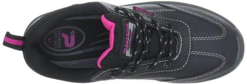 Safety Jogger Bestgirl Damen Sicherheitsschuhe Nero (Schwarz (BLK 217))