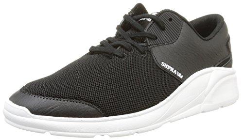 Schwarz Supra Noiz Erwachsene Unisex Sneakers Erwachsene black white white Schwarz Supra white Sneakers Unisex black Noiz p1fnRq