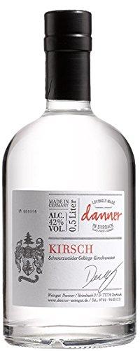 Weingut Danner Kirsch, Kirschwasser - Kirschbrand 0,2L
