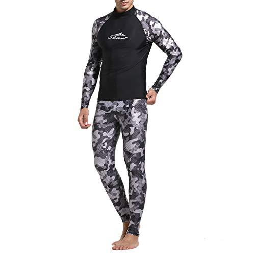 MCYs Neoprenanzug Outdoor Sport Split Badeanzug Männer Surfanzug Swimwear