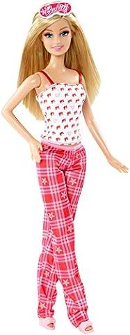 Barbie – Soirée Pyjama – Poupée Mannequin 29 cm