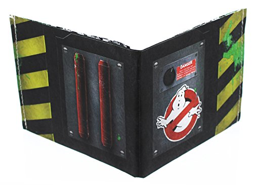 Ghostbusters Money Containment Unit Wallet