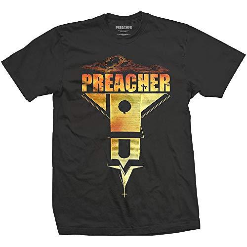 Preacher Church Blend T-Shirt SCHWARZ Gr.L