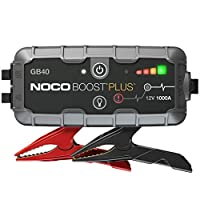 NOCO Genius GB40 12V 1000Amp Ultrasafe Lityum Akü Takviye Ve Powerbank Ve Led Lamba
