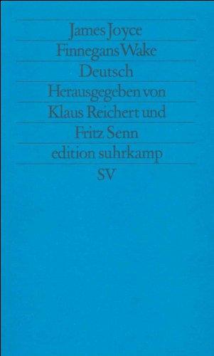 Finnegans Wake: Gesammelte Annäherungen (edition suhrkamp)