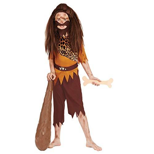 Fun Shack FNK4304L Kostüm, Boys, Caveman, L (Caveman Kostüme Für Kinder)