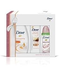 DOVE Coffret Cadeau Les Essentiels Mon Soin Cocooning pour Femme