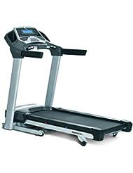 Horizon Fitness Paragon 6 Laufband, Silber, 194 x 91 x 149 cm
