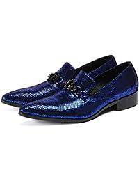 df4f447b77 Amazon.es  Zapatos De Charol Hombre - Zapatillas de senderismo ...