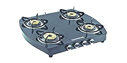 Sunshine Alfa Oval MS Gas Stove, 4 Burner