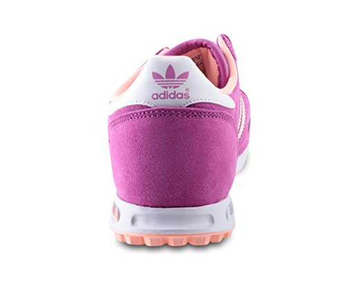 Adidas performance hyperfast k d67905 chaussures de fitness pour femme - lead/running white