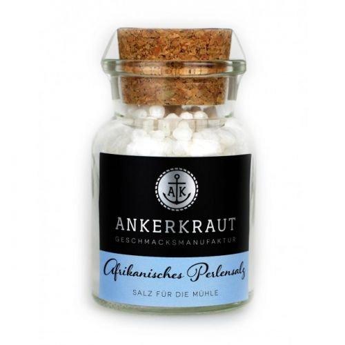 Ankerkraut Afrikanisches Perlensalz Korkenglas