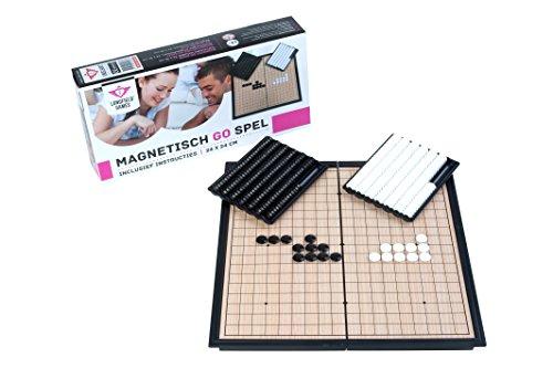 weiblespiele 250412 - Go-Spiel magnetisch, 24 x 24 cm