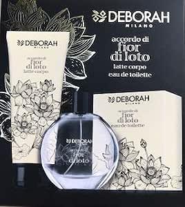 Deborah fragranze kit 2018 loto (edt 100 ml cod 8243 +