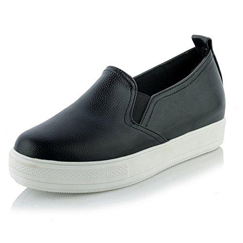Chaussures Femme Balamasa Noires Osteopathe Plateforme qFwq4BO