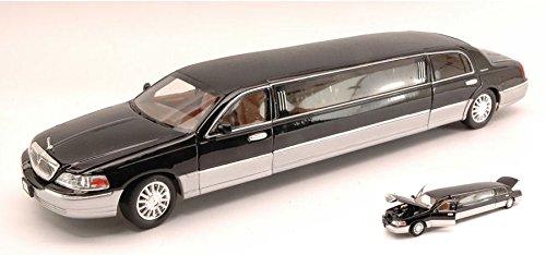 lincoln-limousine-2003-black-cm-31-produttori-vari-auto-stradali-modello-modellino-die-cast