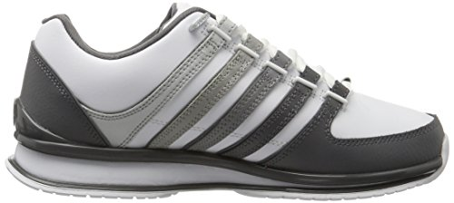 K-Swiss Rinzler SP Herren Sneakers Weiß (White/Gray Gradient)