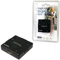 LogiLink Switch HDMI (3-Port) mit Verstärker