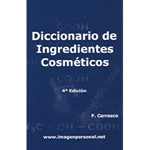 Diccionario de Ingredientes Cosméticos