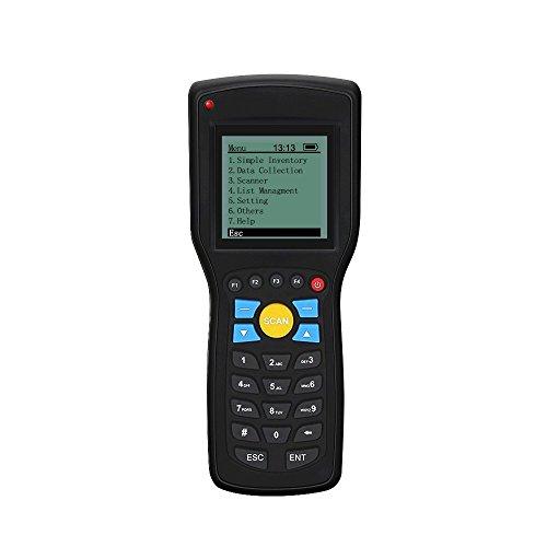 Eyoyo Portátil T5 Wireless PDA Barcode Scanner Terminal Colector de Datos Dispositivo y 1D Escáner...