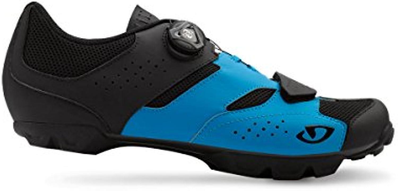 Giro Cylinder MTB, Scarpe da da da Ciclismo Uomo, MultiColoreeee (blu Jewel nero 000), 47.5 EU | Qualità Eccellente  3b5c9a