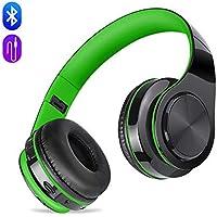 Cuffie Wireless Bluetooth con Cancellazione del Rumore e Microfono  Incorporato c47fbe808008